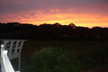 West Hyannisport Cape Cod vacation rental - Sunset