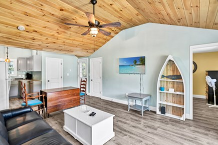 Truro Cape Cod vacation rental - Interior , beautifully appointed!