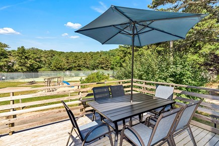 Truro Cape Cod vacation rental - Enjoy this beautiful outdoor space