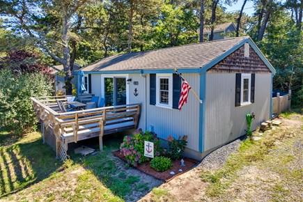Truro Cape Cod vacation rental - Cozy curb appeal