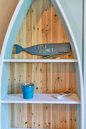 Truro Cape Cod vacation rental - Nautical Accents