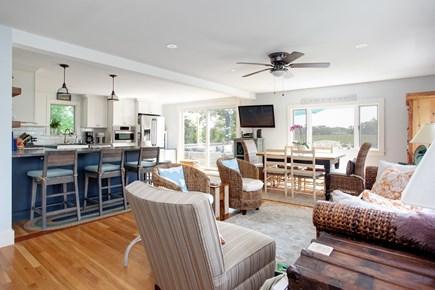 Sandwich Cape Cod vacation rental - Open first floor plan with plenty of sunlight