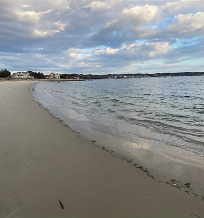Bourne Cape Cod vacation rental - Public beach is less than 200 yard away