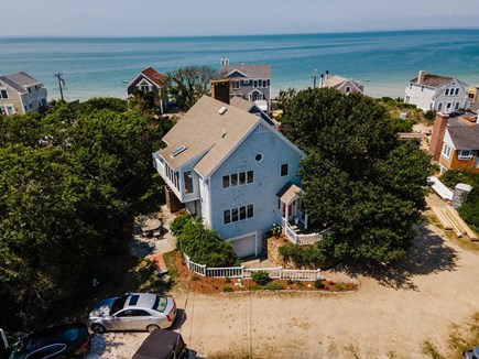 Brewster Cape Cod vacation rental - Three houses back from Cape Cod Bay and a beautiful sandy beach.