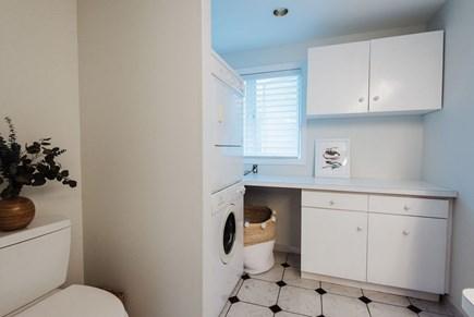 Brewster Cape Cod vacation rental - Lower level bath