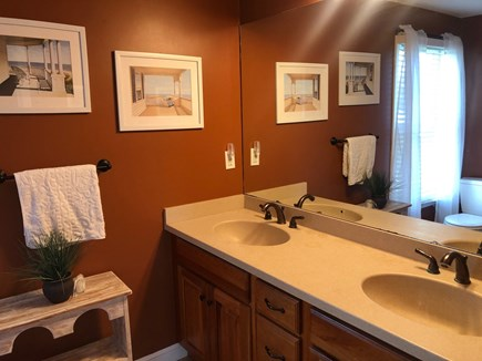 Dennis Cape Cod vacation rental - Full Bath with Double Sink