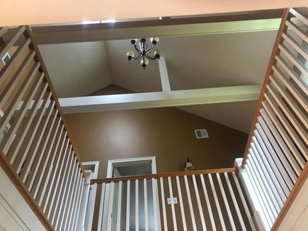 Dennis Cape Cod vacation rental - Open concept from first to third floor with Cupola
