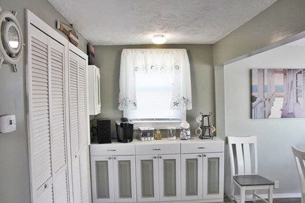 Bourne Cape Cod vacation rental - Coffee station