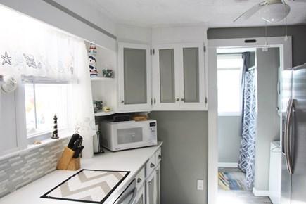 Bourne Cape Cod vacation rental - Updated kitchen