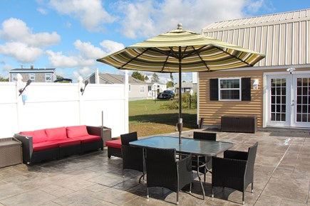 Bourne Cape Cod vacation rental - Great place for outdoor dining and entertaining