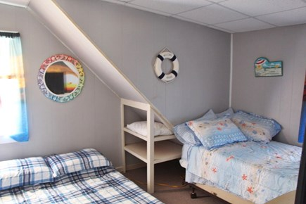 Bourne Cape Cod vacation rental - Upstairs bedroom