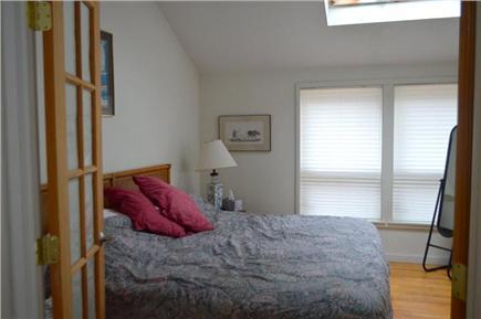 Wellfleet Cape Cod vacation rental - Loft Sleeping Area King bed