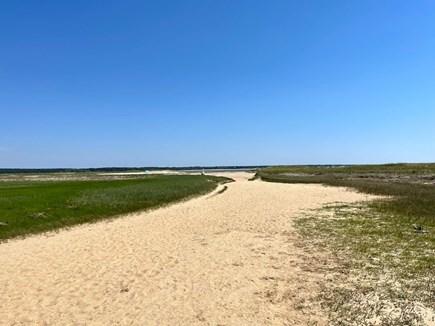 Wellfleet, Lieutenant Island Cape Cod vacation rental - Lieutenant Island Beach