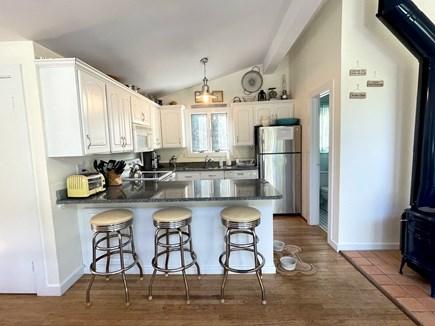 Wellfleet, Lieutenant Island Cape Cod vacation rental - Beautiful, fully equipped Kitchen