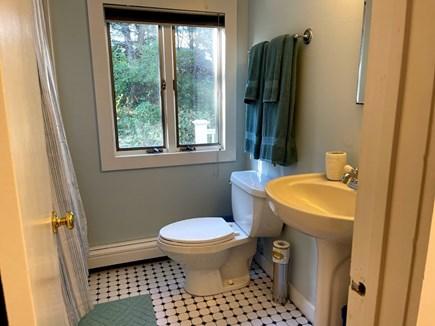 Wellfleet, Lieutenant Island Cape Cod vacation rental - Lower Level Full Bath