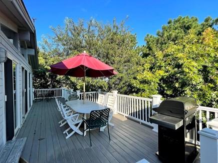 Wellfleet, Lieutenant Island Cape Cod vacation rental - Enjoy outdoor cooking and dining