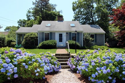 Brewster Cape Cod vacation rental - Beautifully landscaped on quiet dead-end Brewster cartway
