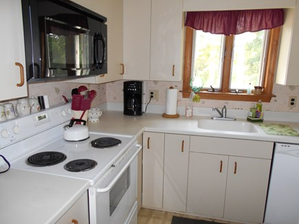 East Orleans Cape Cod vacation rental - Fully equipped Kitchen with dishwasher