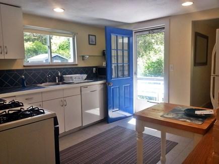 Dennis Port Cape Cod vacation rental - Kitchen (downstairs)