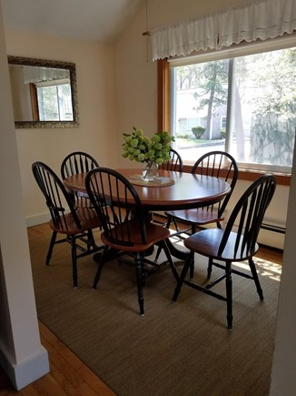 Dennis Port Cape Cod vacation rental - Dining Room (downstairs)