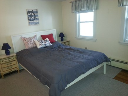 Dennis Port Cape Cod vacation rental - Master bedroom with queen size bed (downstairs)