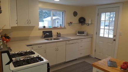 Dennis Port Cape Cod vacation rental - Kitchen (downstairs)