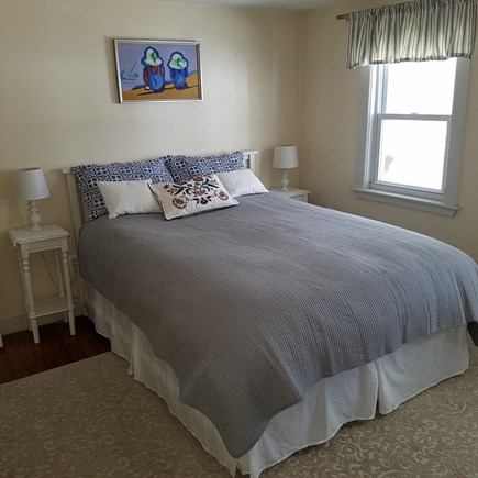 Dennis Port Cape Cod vacation rental - Master Bedroom with queen size bed