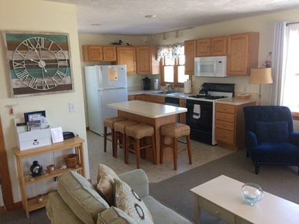 Dennis Cape Cod vacation rental - Comfortable light and airy living room