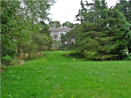 Orleans Cape Cod vacation rental - Yard