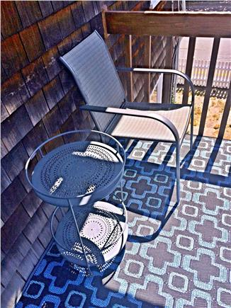 Provincetown Cape Cod vacation rental - Relax on the deck