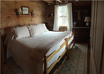 Wellfleet Cape Cod vacation rental - Flexible bedroom (king or pair of twins)