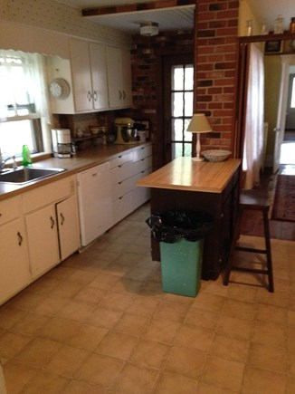 Harwich Cape Cod vacation rental - The Kitchen