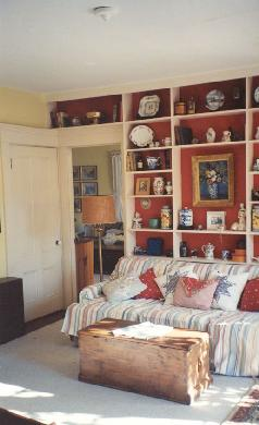 Harwich Cape Cod vacation rental - One of many living rooms