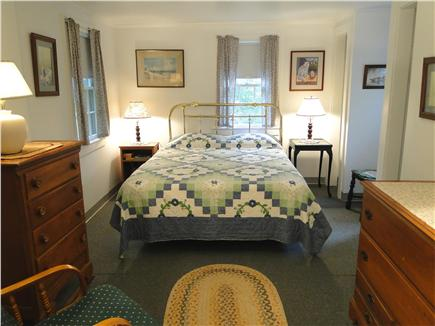 West Barnstable Cape Cod vacation rental - Spacious Queen size bedroom