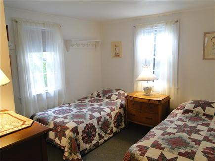 West Barnstable Cape Cod vacation rental - Twin bedroom
