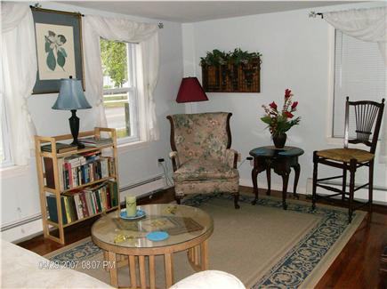 Dennis Port Cape Cod vacation rental - Sitting/ Reading Room