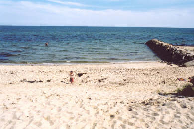 Dennis Port Cape Cod vacation rental - Depot Street Beach is just 600 feet away!