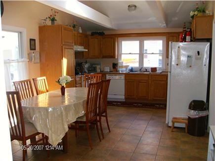 Dennis Port Cape Cod vacation rental - Partial View of  12' x 19' kitchen