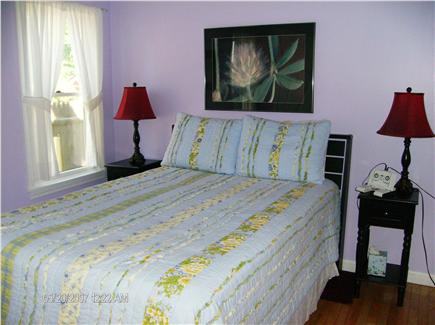 Dennis Port Cape Cod vacation rental - First Floor bedroom, direct access to full Bathroom