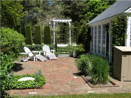 Chatham Cape Cod vacation rental - Patio for sun bathing, reading and cocktails