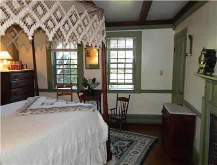 Chatham Cape Cod vacation rental - Parlor Room with fireplace view
