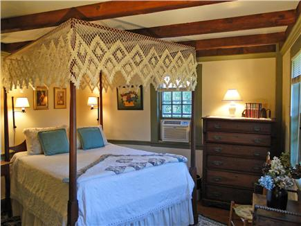 Chatham Cape Cod vacation rental - Parlor Room with canopied bed