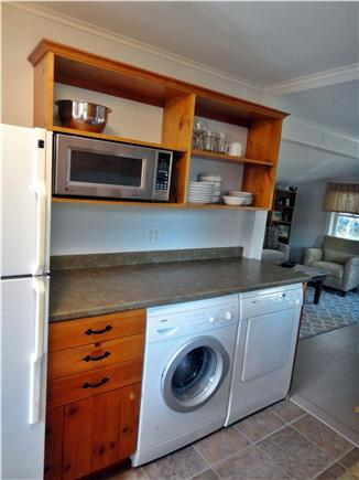 Chatham Cape Cod vacation rental - Kitchen with Washer & Dryer