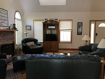 Eastham Cape Cod vacation rental - Family / Living Room