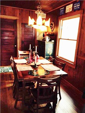 Wareham MA vacation rental - Dining Room - Seats 10 for meals