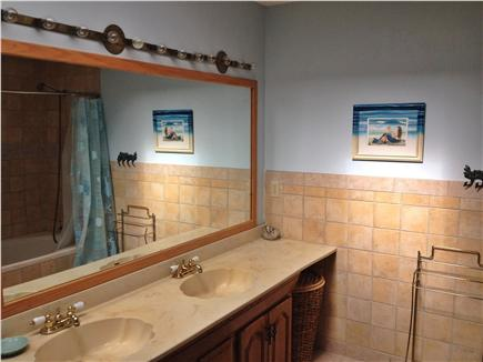 Eastham Cape Cod vacation rental - Remodeled Master Bathroom