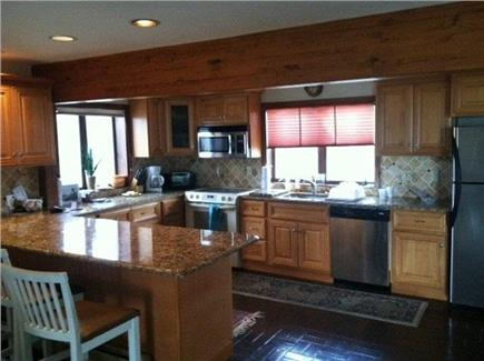Eastham Cape Cod vacation rental - Spacious, modern kitchen