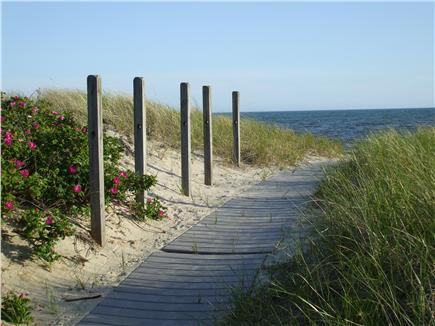 Dennis Port Cape Cod vacation rental - Atlantic Ocean Breezes at Nearby Sea Street Beach