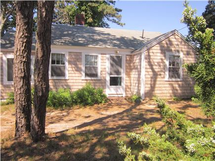 Dennis Port Cape Cod vacation rental - Frontal of House ID 3881