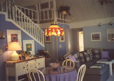 New Seabury New Seabury vacation rental - Open living area
